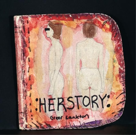 her story artist book by greer lankton