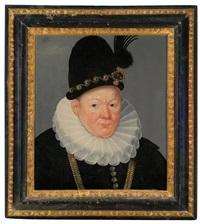 bildnis des herzogs albrecht friedrich von preußen (1553-1618) by heinrich bollandt
