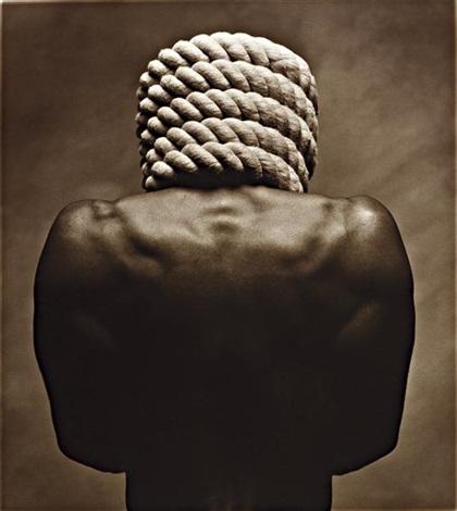 rope head by stephane graff