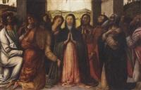 pentecost by lazzaro di jacopo bastiani