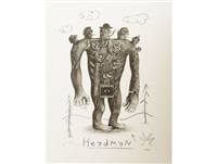 headman by norman clive catherine