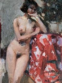 woman by ma jisheng