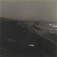 north from flagstaff mountain, boulder county, colorado, 1981 by robert adams