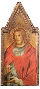 saint julien by agnolo di taddeo gaddi