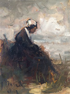artwork by jozef israëls