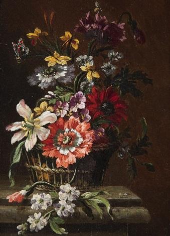 floral still life by abraham brueghel