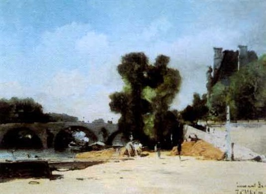 le pont royal by jean d alheim