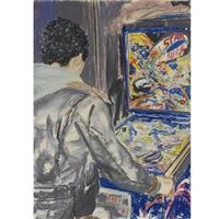 pinball by billy sullivan