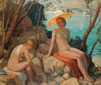 ženy u moře by t. frantisek simon