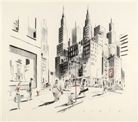 the big city by francois avril