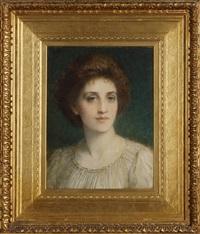 Portrait of a lady, 1913
