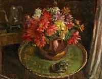 composition florale by cecile mersch