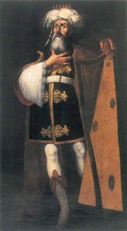 El Rey David By Francisco De Zurbarán On Artnet