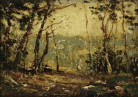 wood's edge by ralph albert blakelock