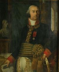 portrait du général campi by andrea appiani