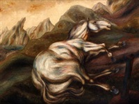 le cheval mort by roger toulouse