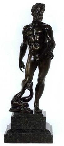 neptune by jean valentin de boulogne