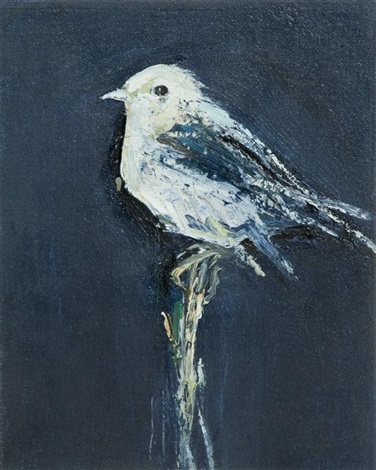 mr cold bird by john alexander