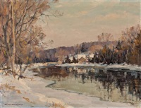 kingsford on the salmon river by manly edward macdonald