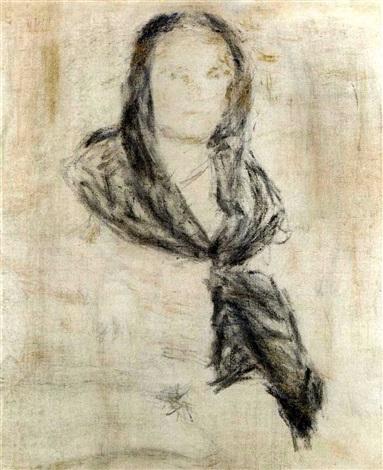 retrato de mujer by armando reverón