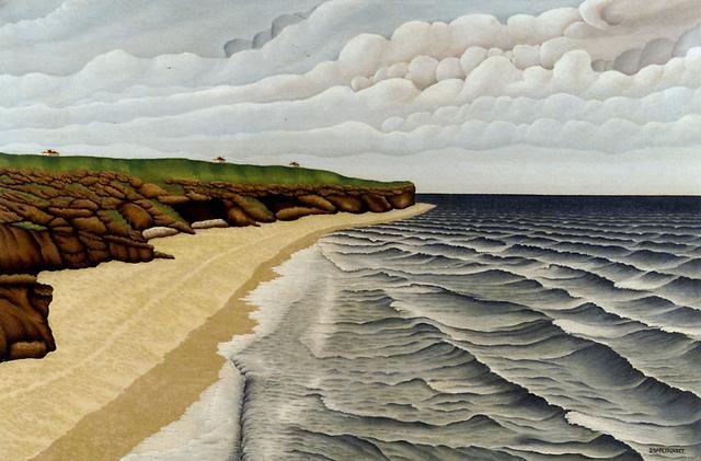 la falaise by dominique paul peyronnet