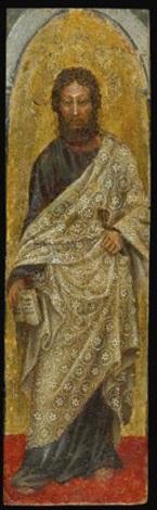saint bartholomew by francesco di gentile da fabriano