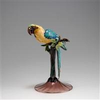 papagei by artisti barovier