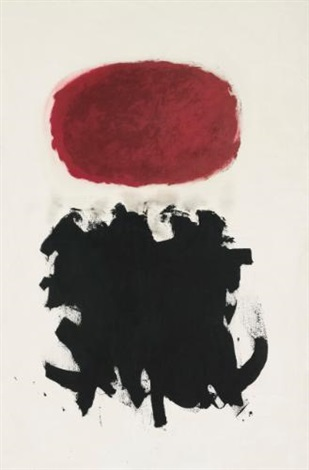transfiguration by adolph gottlieb