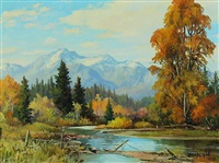 autumn near golden by duncan mackinnon crockford
