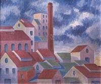 presagio de tormenta by agustín ezcurra
