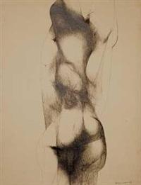 sans titre (nu) by servando cabrera moreno
