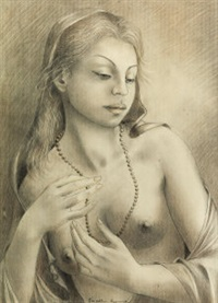 la collana di perle by gemma vercelli