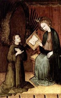 the annunciation by austrian school (15)