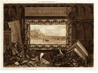 liber studiorum (set of 71) by joseph mallord william turner