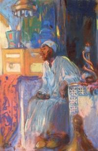 dans la médinah by louis fortuney