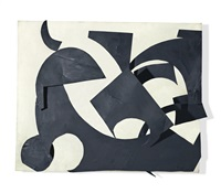 formes mouvementées by jean tinguely