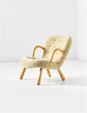 armchair by martin olsen