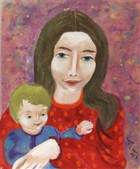 mother and child by rifka angel