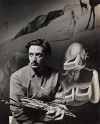 salvador dali by eric schaal