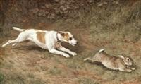 Run rabbit run; a pair