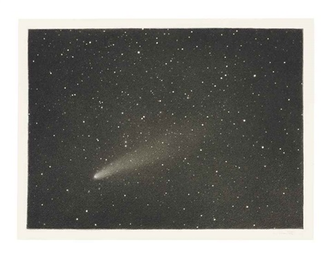 untitled 8 by vija celmins