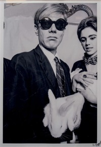 andy warhol et edie sedgwick by jean jacques bugat