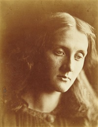 my favourite picture of all my works, my niece julia (jackson) by julia margaret cameron
