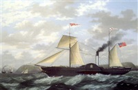 paddler steamer