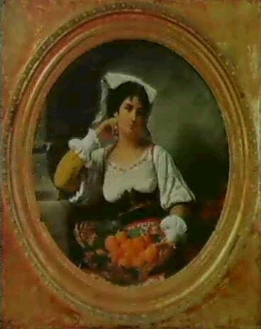 appelsinsaelgerske diam 128 by charles antoine joseph loyeux