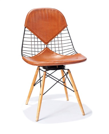Eames Metal Mesh Chair Stools Chairs Oversized Outdoor
