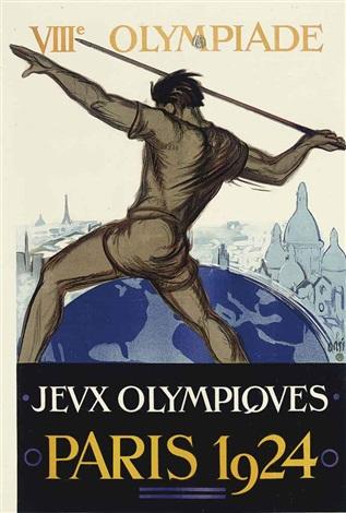 jeux olympiques paris 1924 by orsi