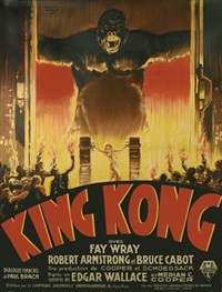 king kong by roland coudon