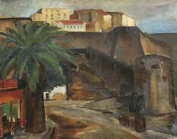 la citadelle de calvi by edith auerbach