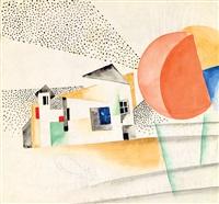 houses by béla kádár